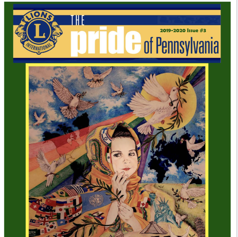 Pride 2019-2020 Issue 3