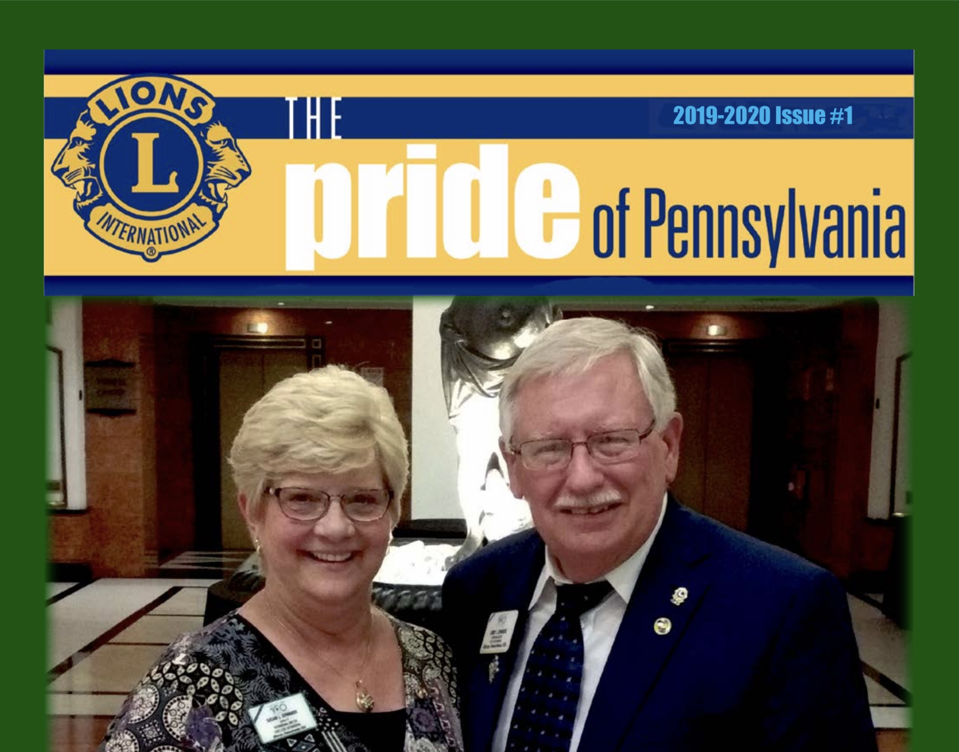 Pride 2019-2020 Issue 1