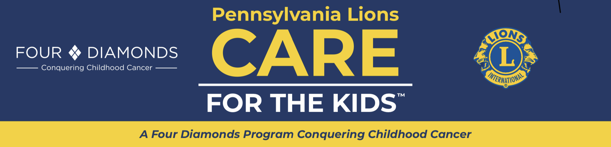 PA Lions Give from Home FTK Challenge