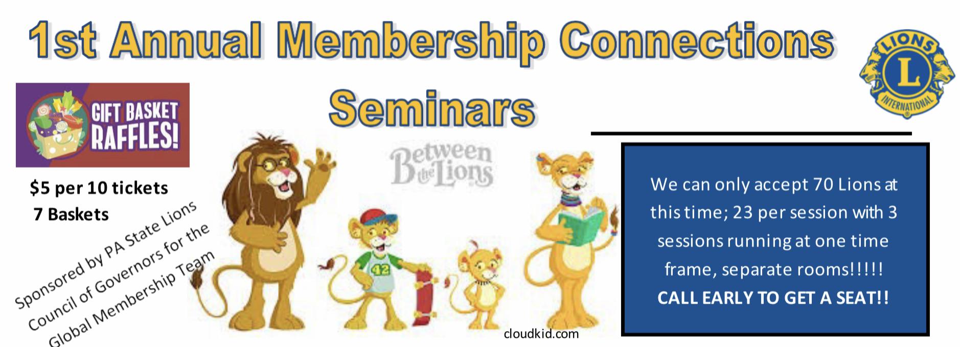 Membership Connections Seminar