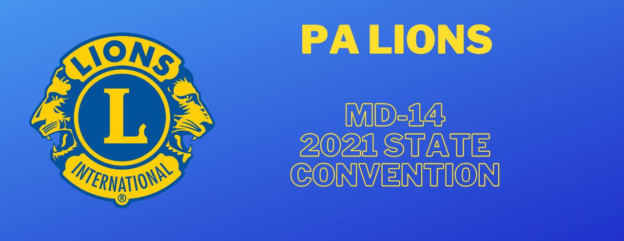 State Convention Agenda